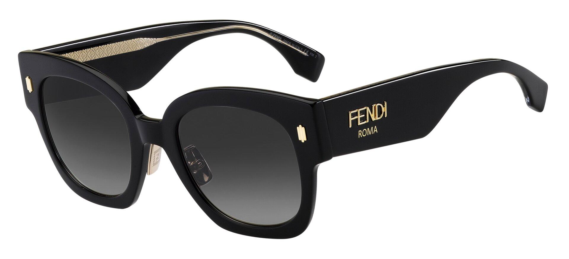 FENDI 0458/G/S 807/9O